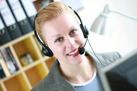 attendant console operator