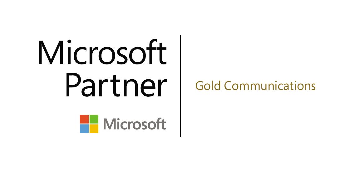Microsoft Partner Gold Communications
