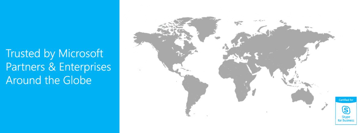 Landis Technologies Trusted Around the Globe