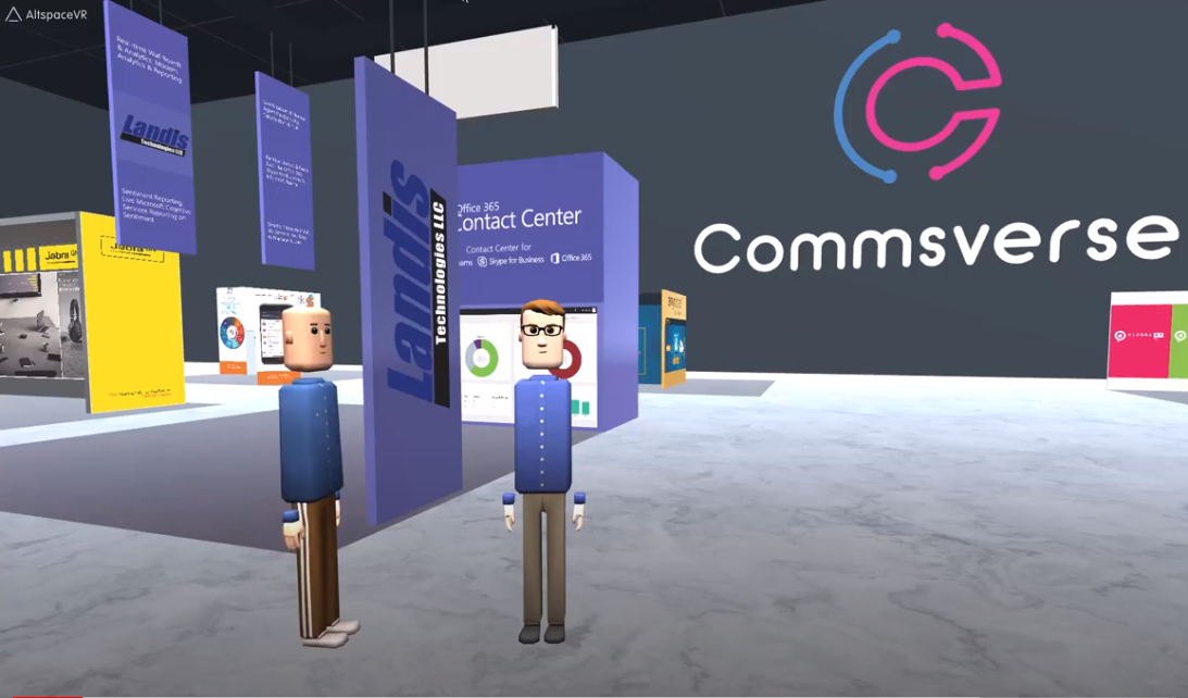 Microsoft Teams Contact Center Commsverse