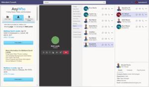 Microsoft Teams Call Pop