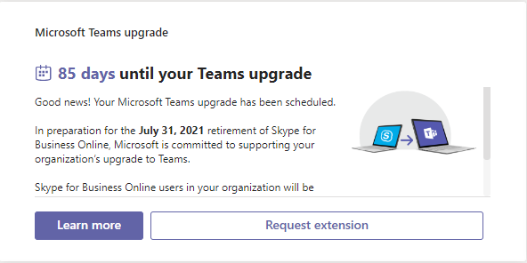Extend Skype for Business Online usage